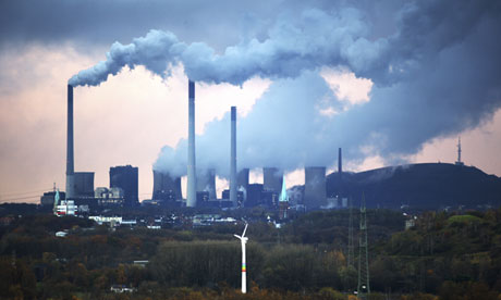 Effects of fossil fuels on the environment