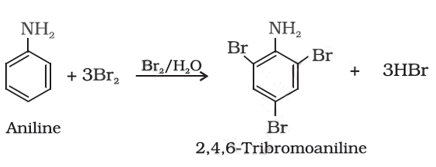 preparation of 2 4 6 tribromoaniline from aniline