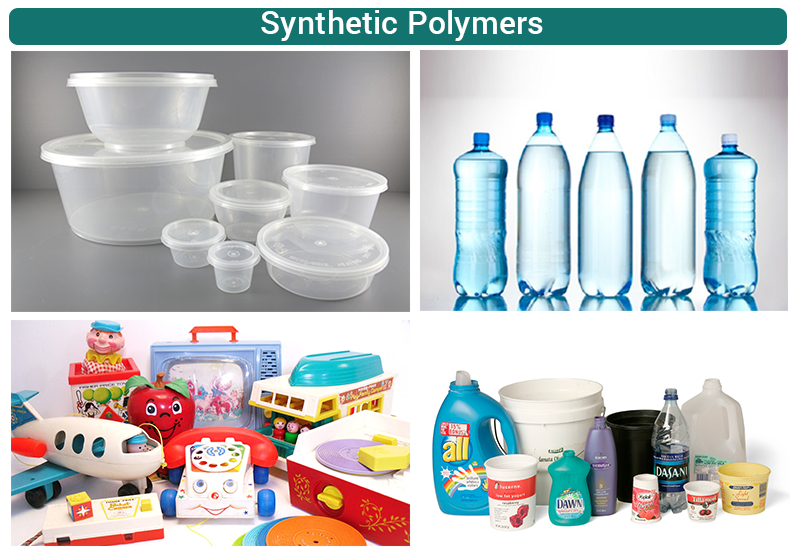 Synthetic Polymers | Types and Examples | Polymer Uses