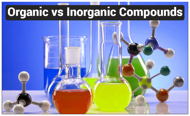 Organic vs Inorganic Compounds