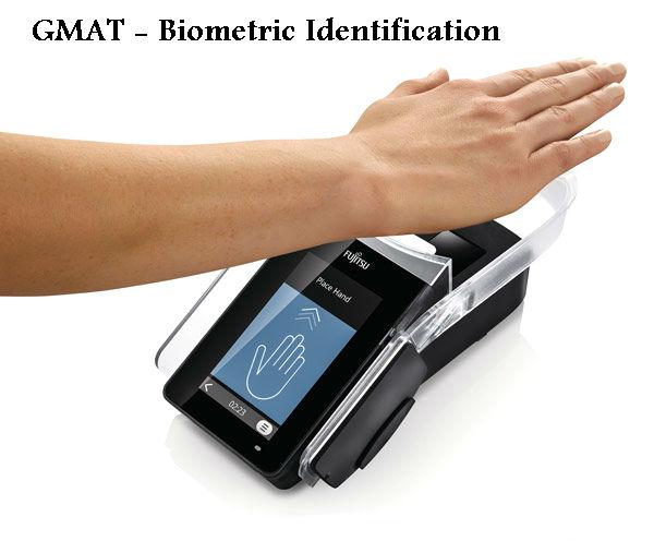Palm Vein Biometric GMAT