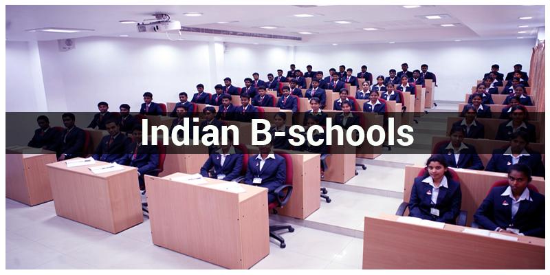 Indian B-schools
