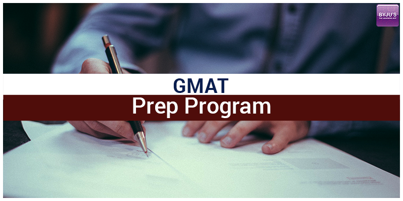 GMAT Prep Program