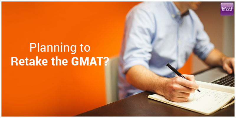 GMAT Exam Retake