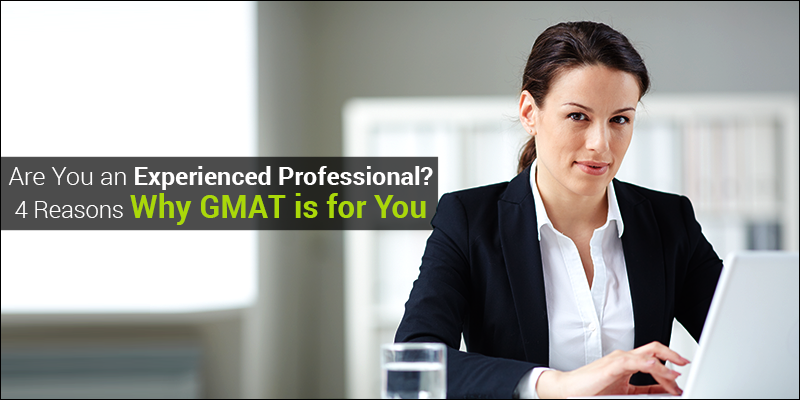 Are You an Experienced Professional?