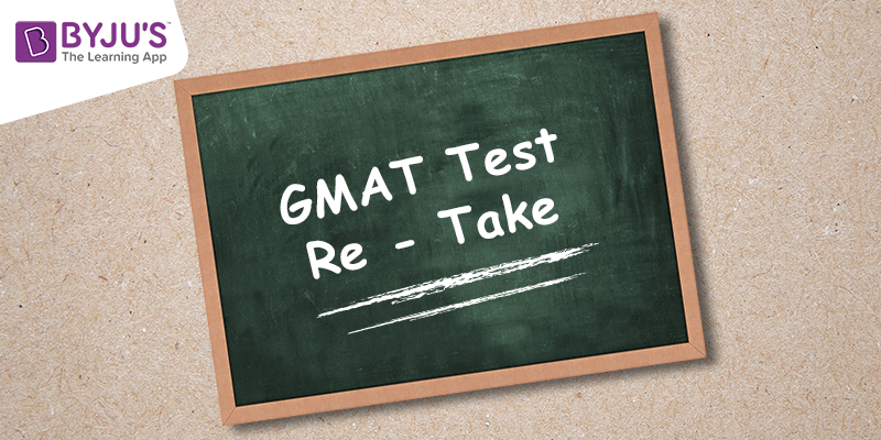 GMAT Re-take