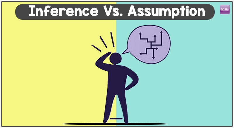 GMAT - Inference vs Assumption