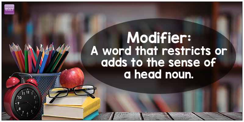 What is a Modifier?