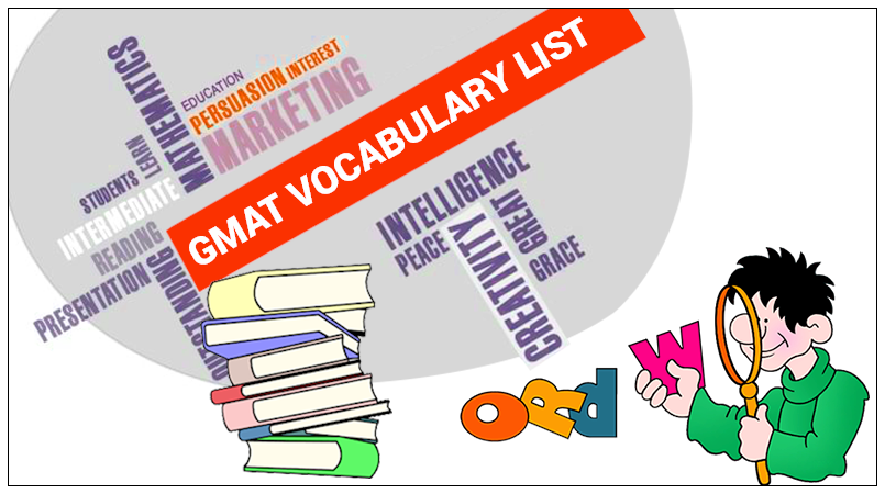 GMAT Vocabulary List