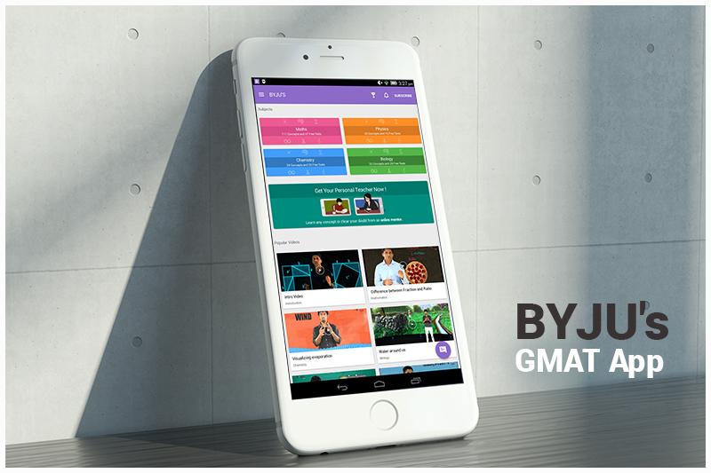 BYJU's GMAT App