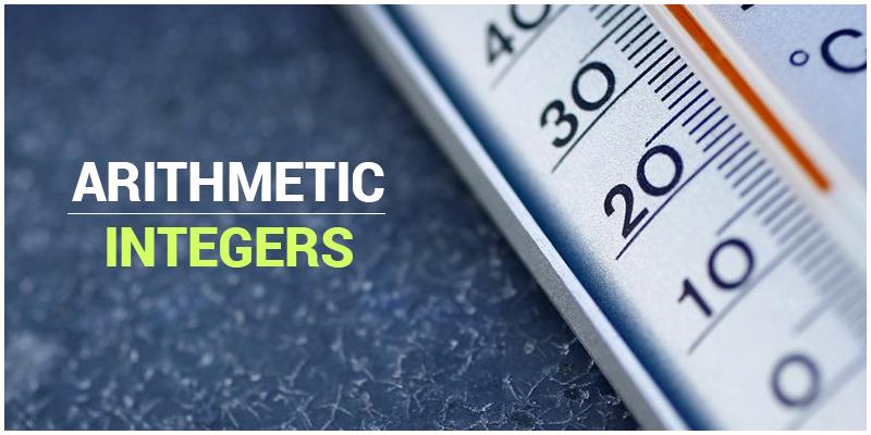 GMAT Arithmetic: Integers