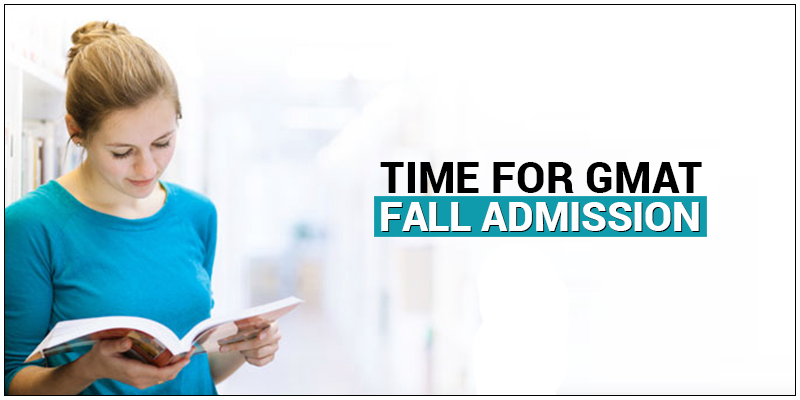 Ideal Preparation Time for GMAT Fall Admission