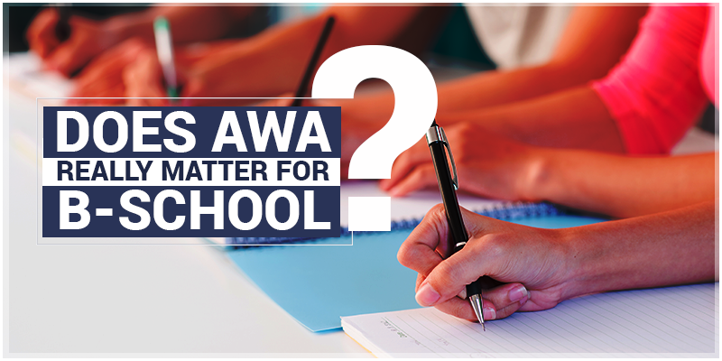 GMAT AWA for B-School MBA