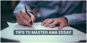 Three Strategies to Ace GMAT AWA Essay