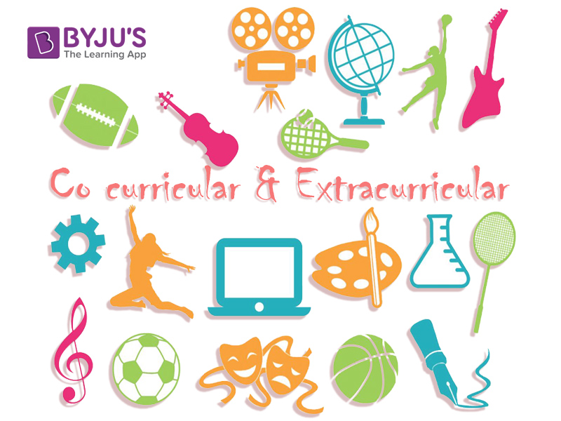 Co curricular and Extracurricular