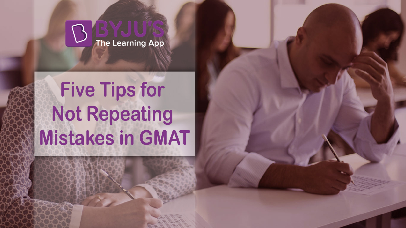 Retaking GMAT Tips
