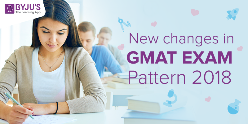 GMAT EXAM PATTERN 2018