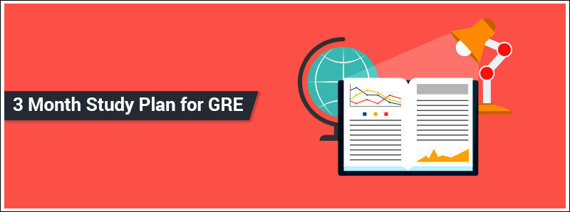 3 Month Study Plan For GRE