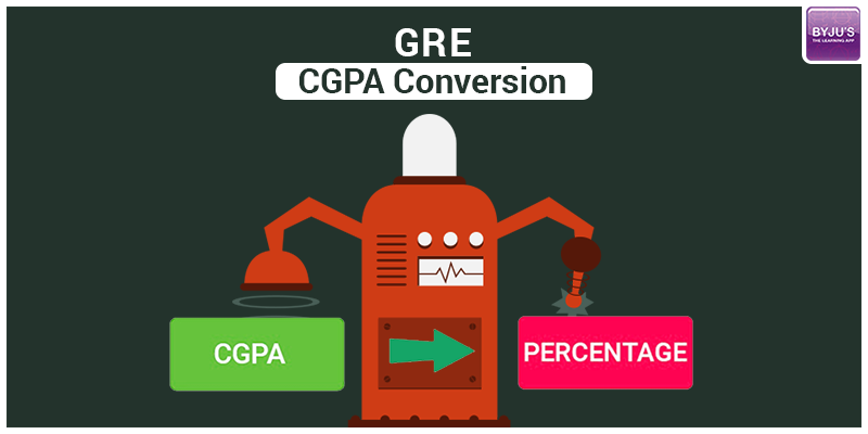 GRE: CGPA Conversion