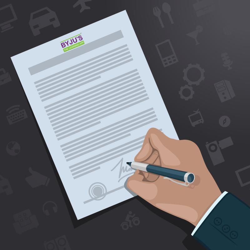 Registration Checklist