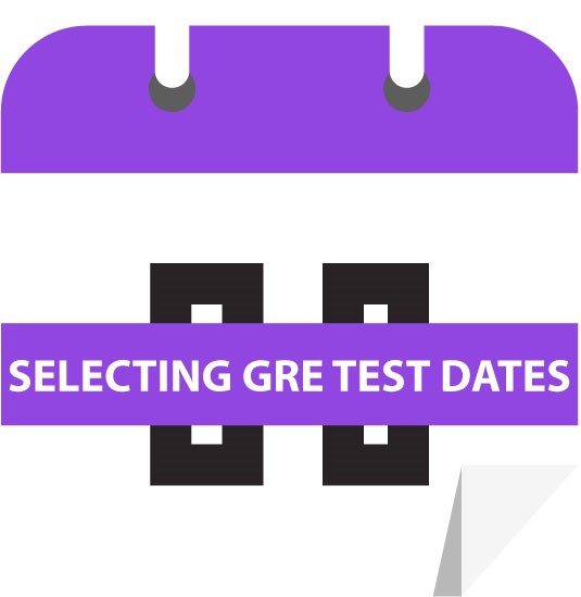 How to Select GRE Dates