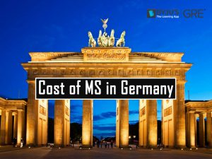 Cost of MS in Germany