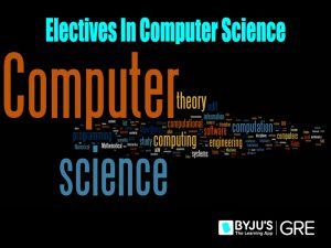 Electives In Masters In Computer Science