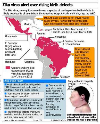 zika virus india