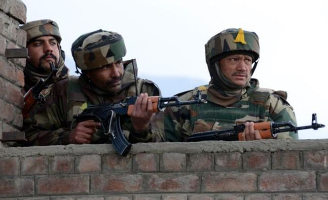 J&K operation ends after three militants killed