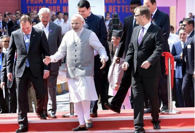 Showcasing India