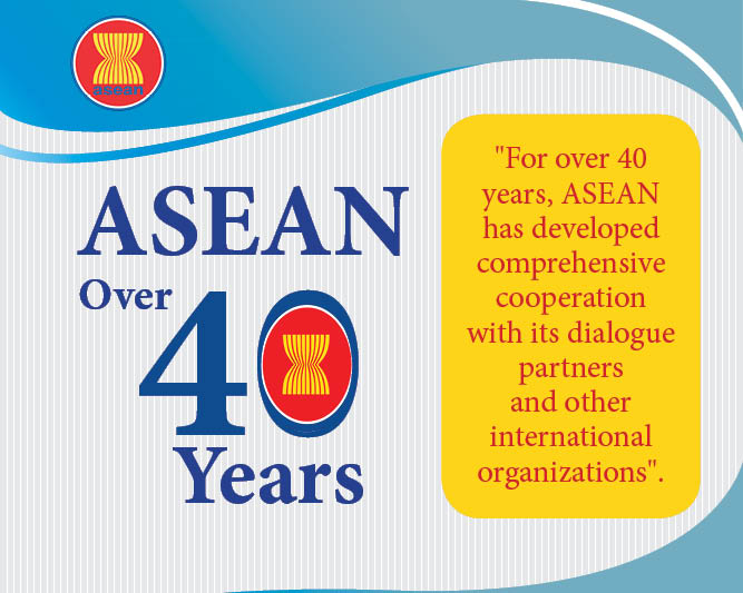 ASEAN - over 40 years