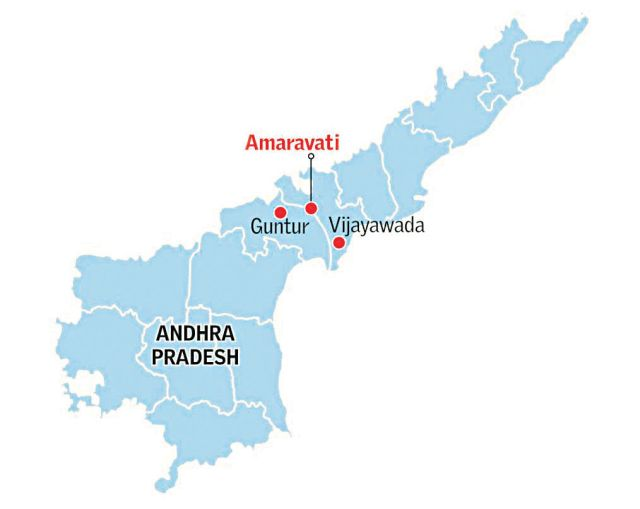 Building a capital for Andhra