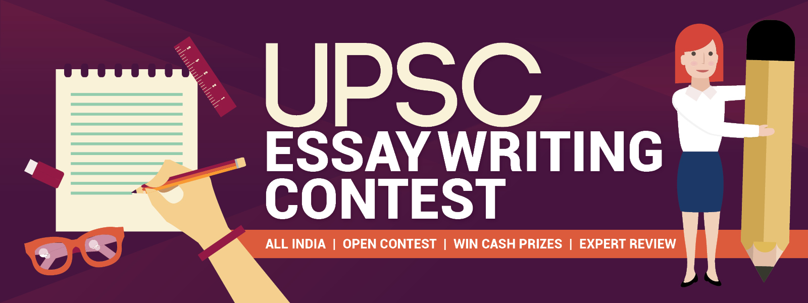 UPSC Civil Services IAS Essay Writing Contest