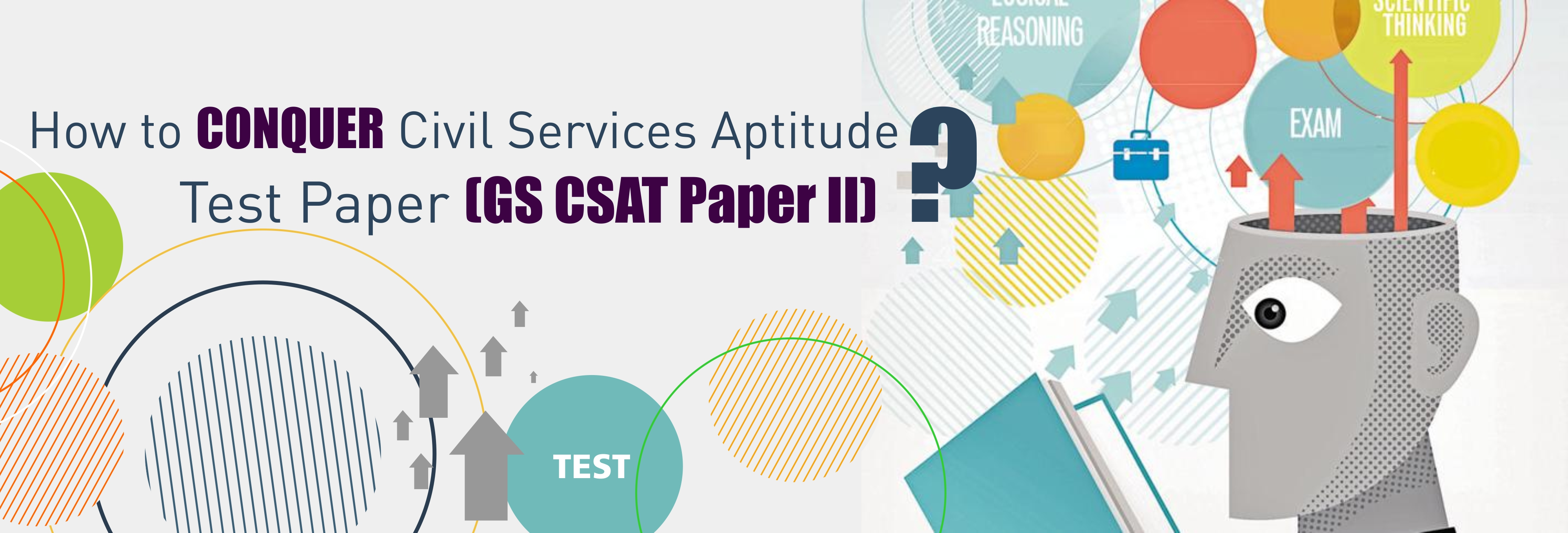 How to Conquer Civil Services Aptitude Test Paper
