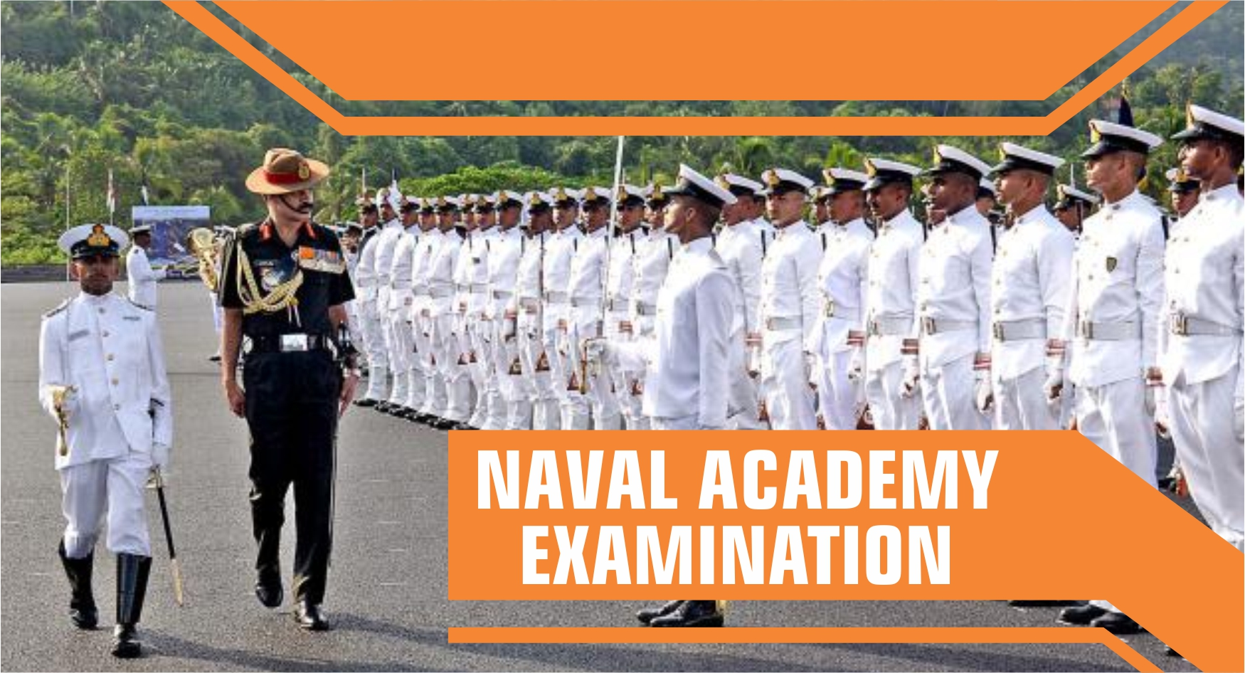 Exams Under UPSC - Naval Academy Examination