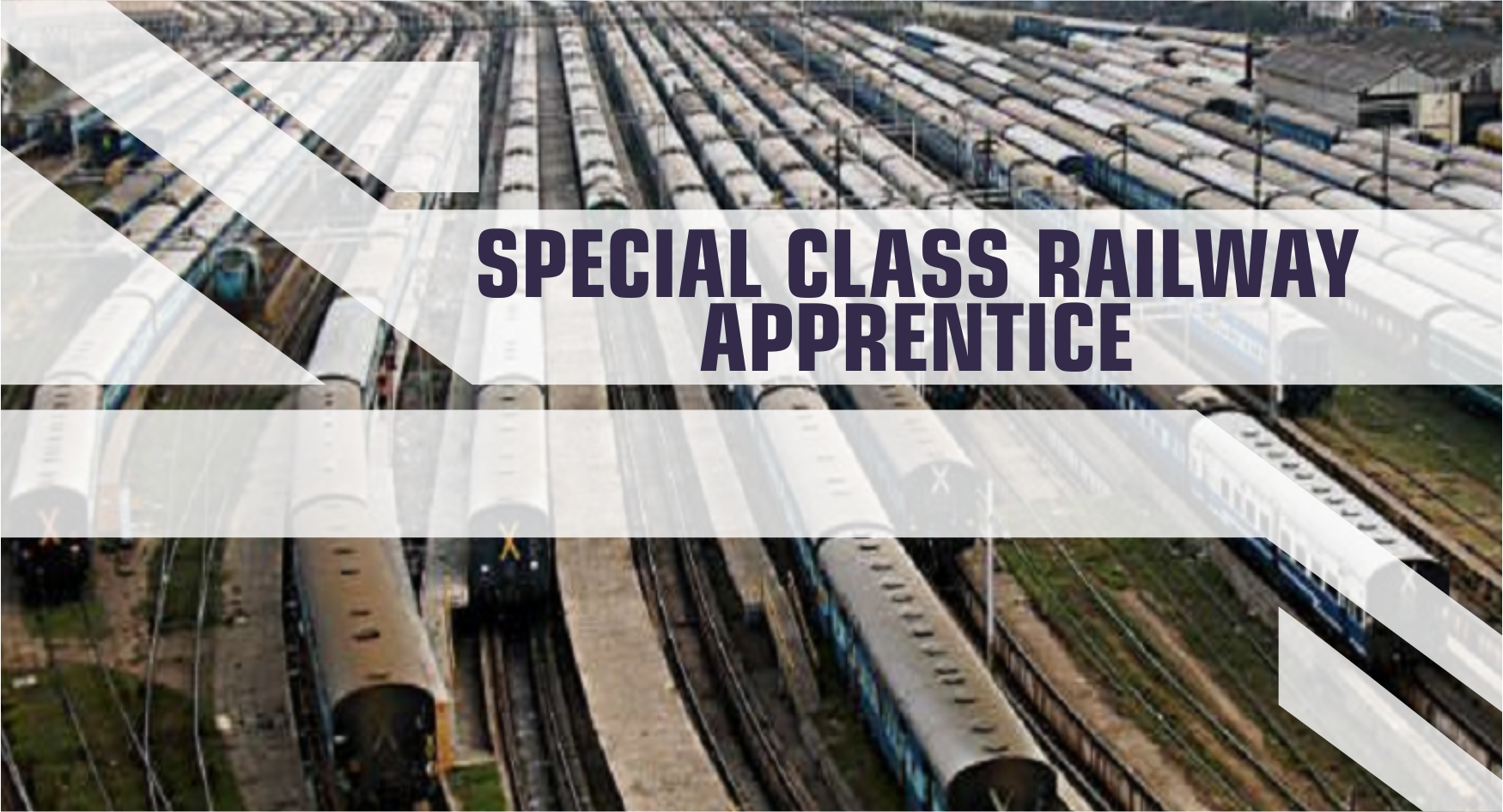 Exams Under UPSC - Special Class Railway Apprentice