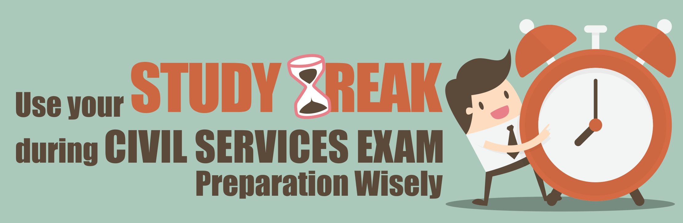 Use your Study Break during Civil Services Exam Preparation Wisely