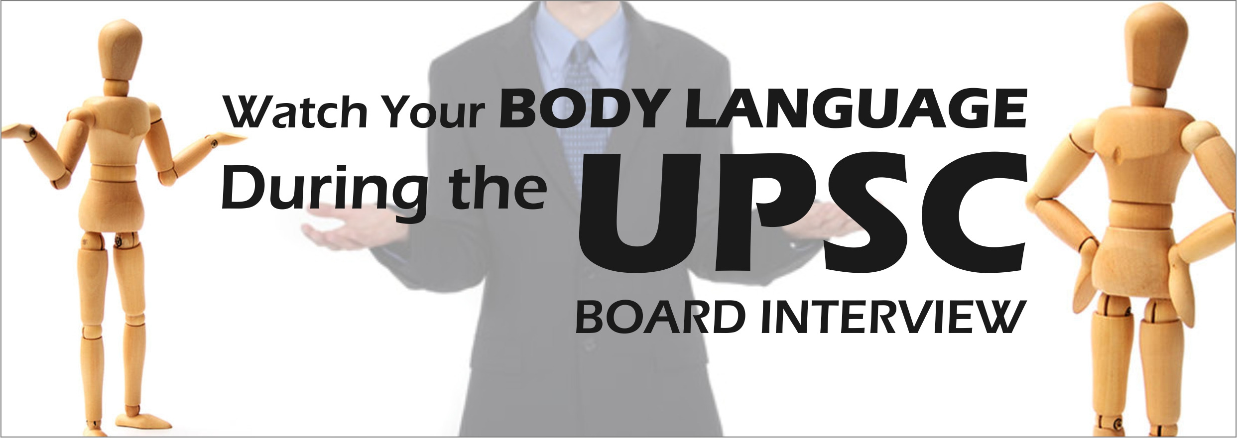 UPSC Board Interview