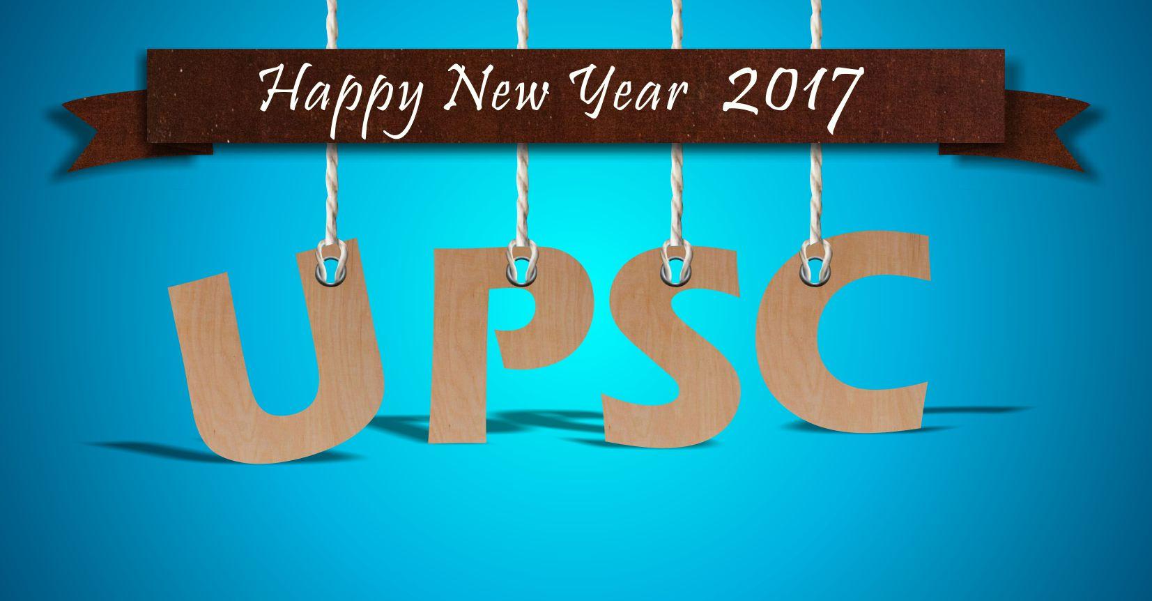 new year UPSC greeting