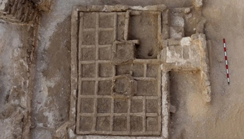 4,000 year old model garden found outside Egypt tomb