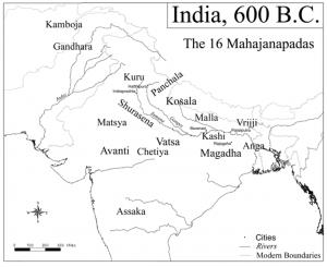 16 Mahajanapadas - UPSC 2020