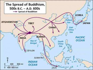 Buddhist Councils - Spread of Buddhism