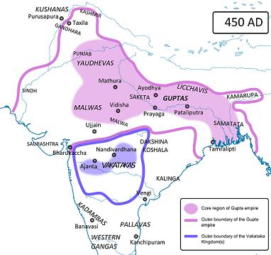 Vakatakas Dynasty