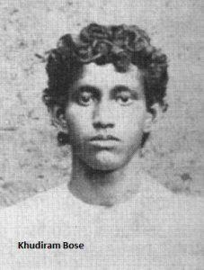 Khudiram Bose