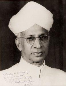 Dr. S Radhakrishnan
