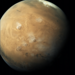 Global short of Mars from MOM - UPSC Science and Technology