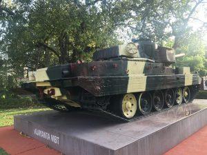 Vijayanta – India's first indigenous tank