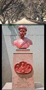 Chapekar brothers memorial at Pune