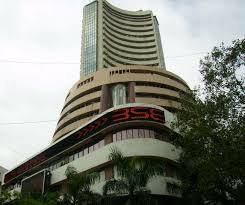 BSE Building at Dalal Street, Mumbai
