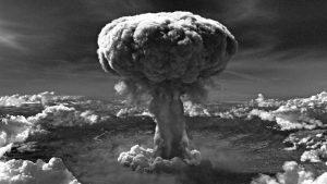 Hiroshima Day - Atomic Bomb dropped